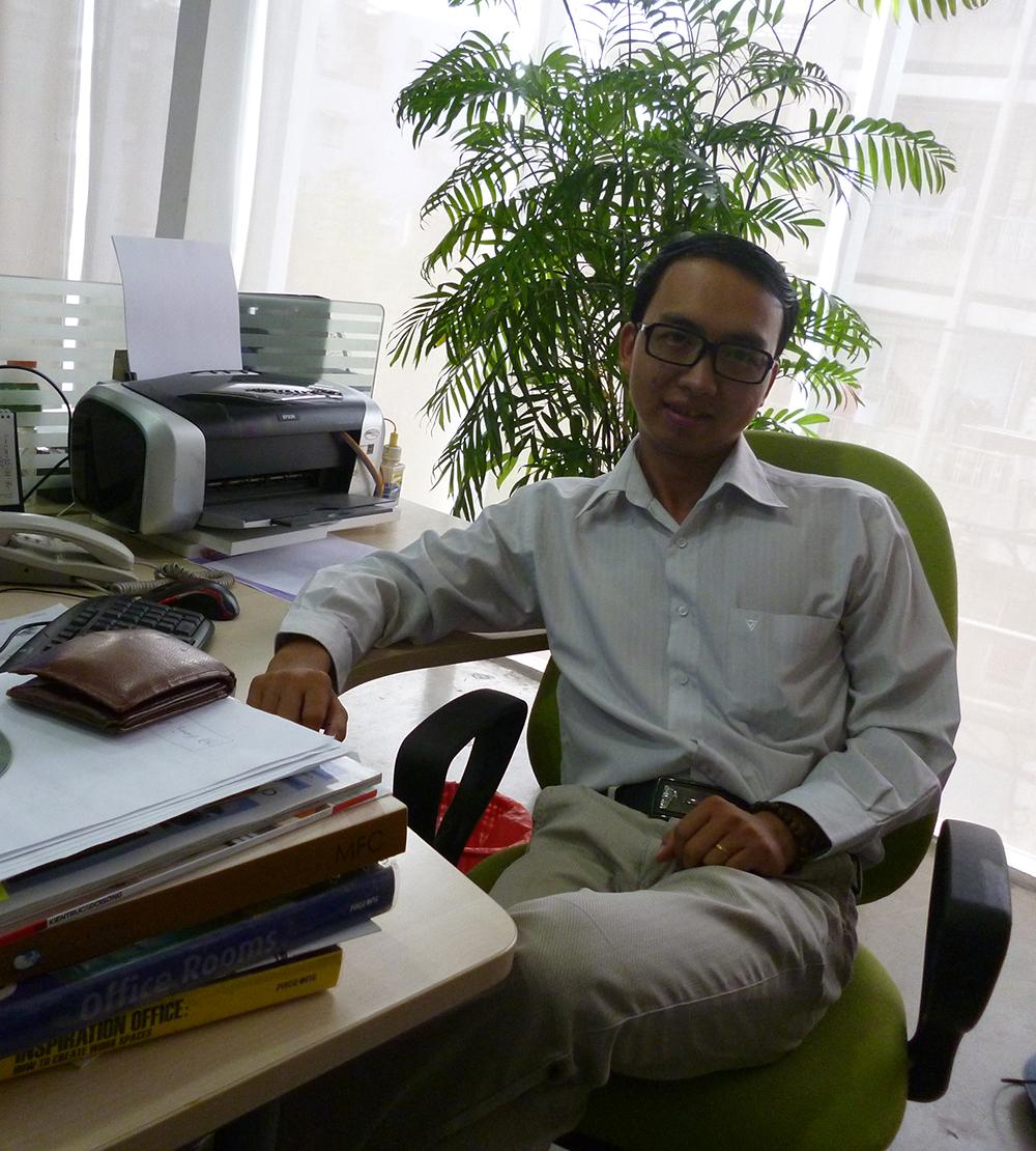 Ly Nghia Profile